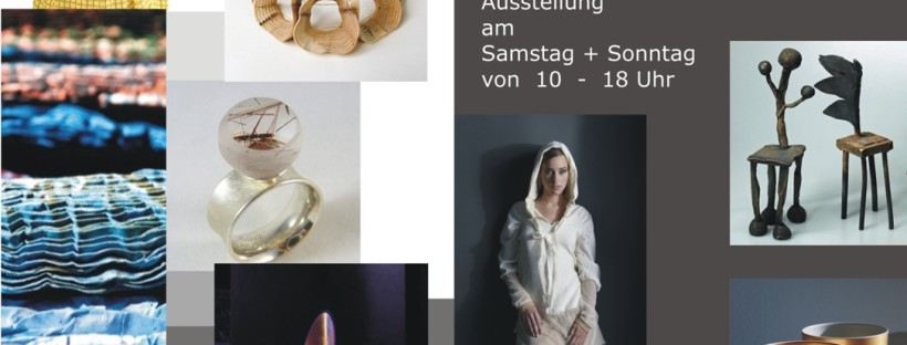 Design und Gestaltung am 6. u. 7. Juni in Mainz