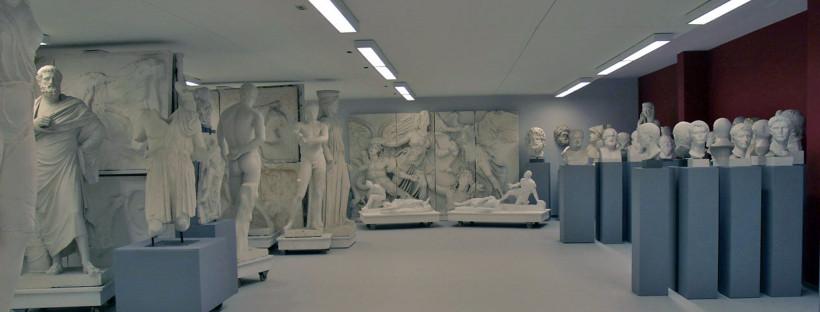 Blick in die heutigen Sammlungsräume der Klassischen Archäologie (Foto:© Johannes Gutenberg-Universität Mainz, Klassische Archäologie)