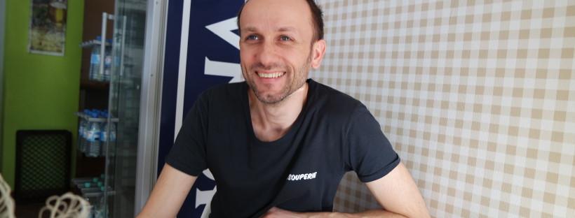 Mainz persönlich zu Besuch bei Daniel Bauer von der Souperie in Mainz