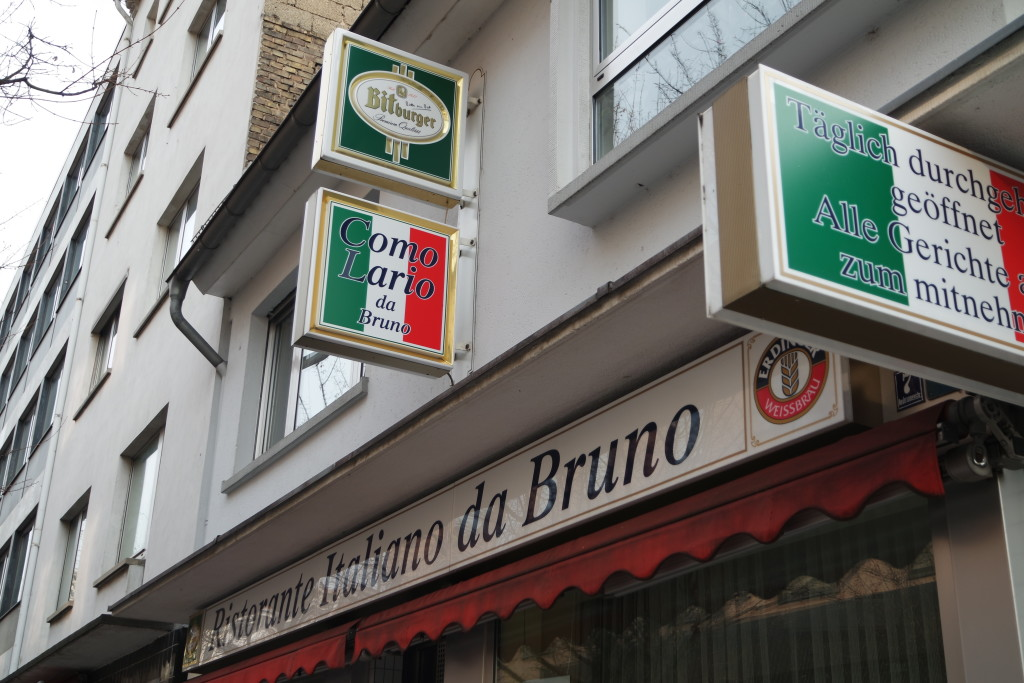 Das Como Lario existiert in Mainz seit 53 Jahren.