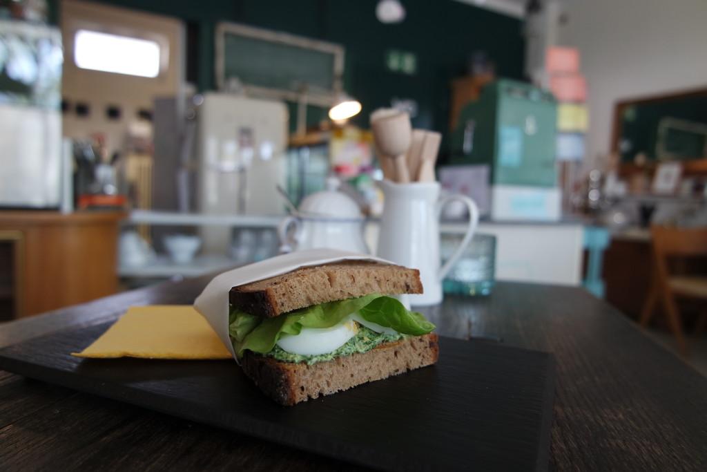 Leckere Brote in allen Variationen - und mehr - gibts in der KWISIN