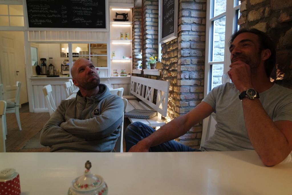 Kai und Markus im Gespräch mit Best of Mainz