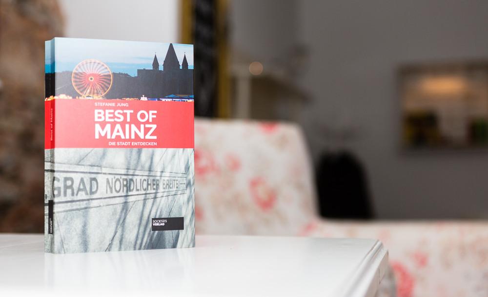 Das Best of Mainz BUCH ist da.