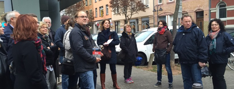 Stadtführung auf den Spuren von Best of Mainz - Neue Stadtführung durch die Neustadt