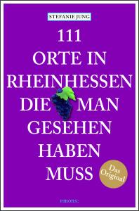 Cover des Buches 111 Orte in Rheinhessen, die man gesehen haben muss.