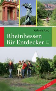 """Cover des Buches """"Rheinhessen für Entdecker"""""""