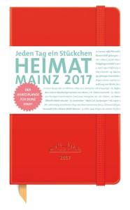 Der Mainz-Kalender 2017 von Stefanie Jung