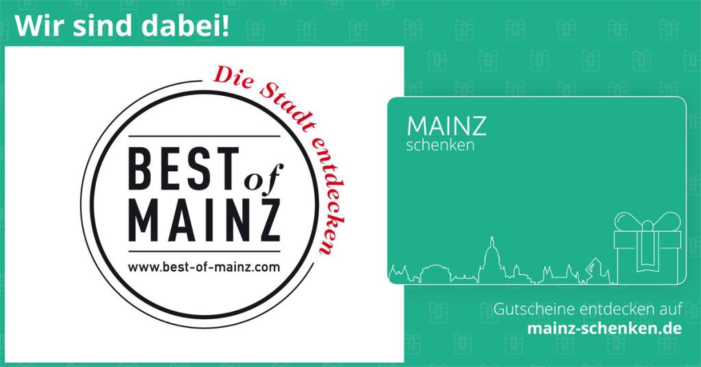 Best of Mainz und Mainz schenken kooperieren