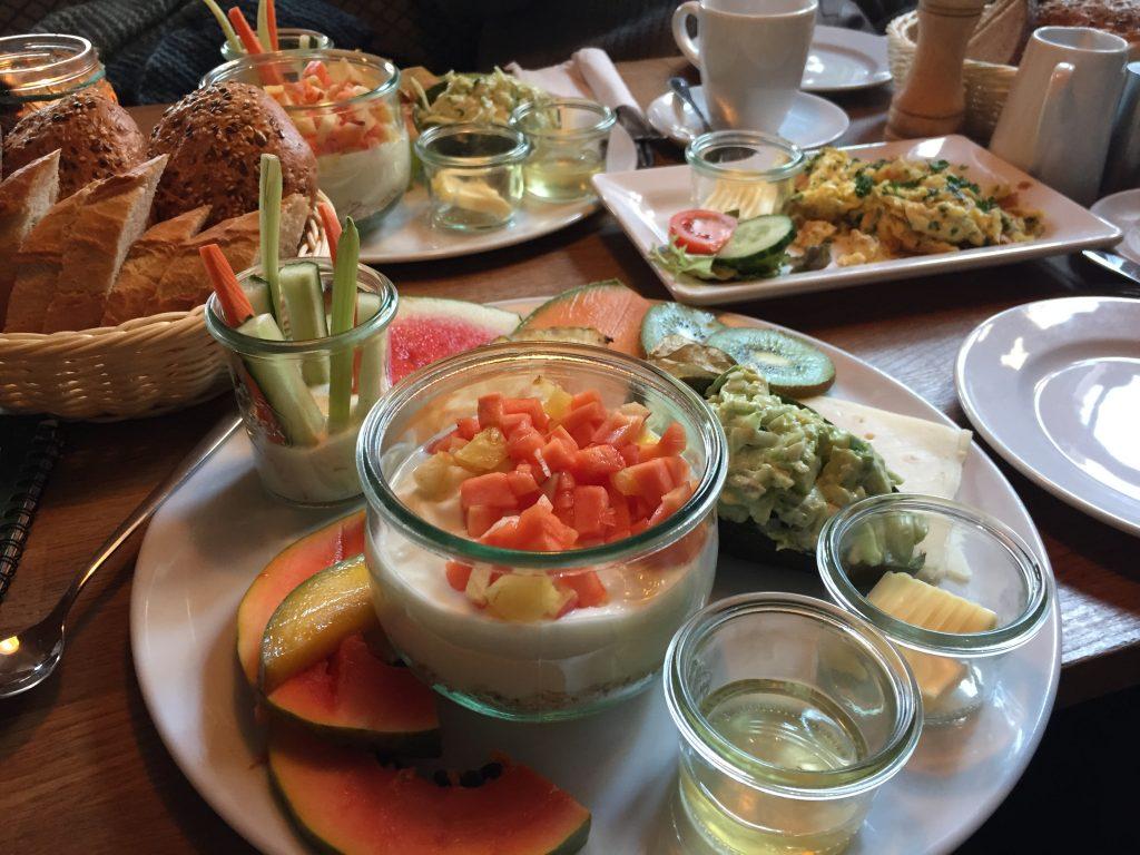 Frühstück am Valentinstag in Mainz