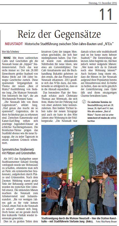 zeitung singlebörsen allgemeine karlsruhe kennenlernen mainz  Best of Mainz, Presse.