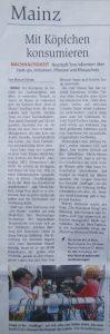 Best of Mainz Nachhaltigkeitstour Mainzer Allgemeine Zeitung