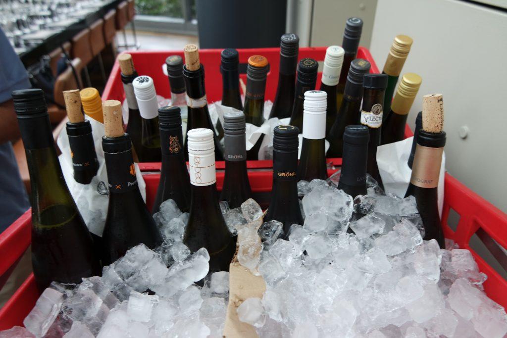 Pre-Tasting Hyatt Regency (c)Stefanie Jung | Best of Mainz