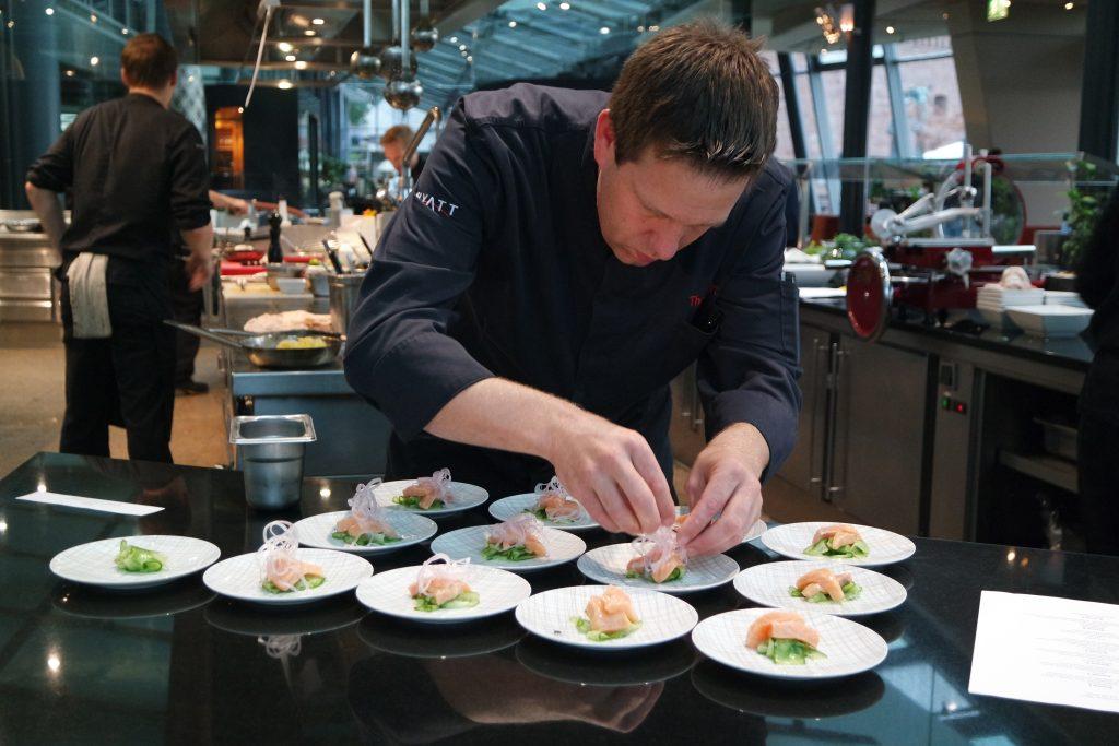 Pre-Tasting Taste Tival Hyatt Regency (c)Stefanie Jung | Best of Mainz