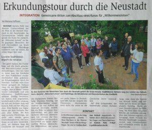 Stadtführung mit Stefanie Jung von Best of Mainz