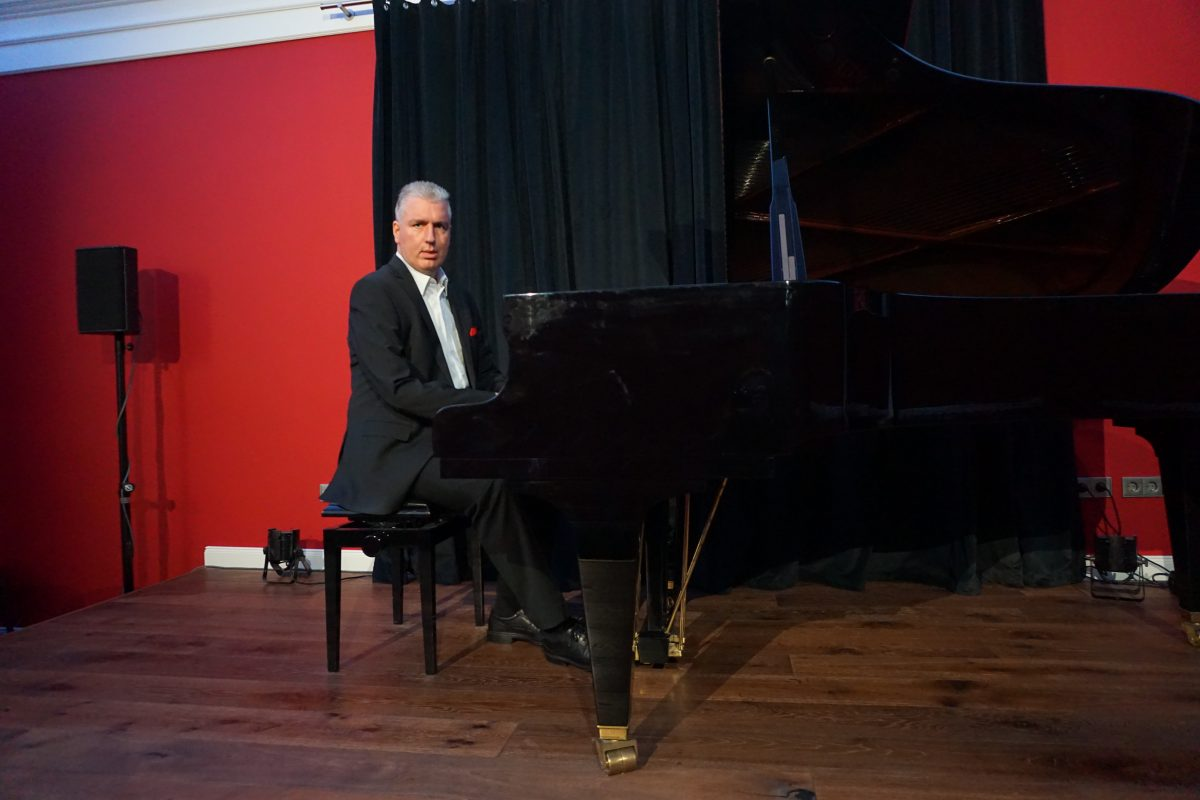 Mainz Personlich Ramon Chormann Kabarettist