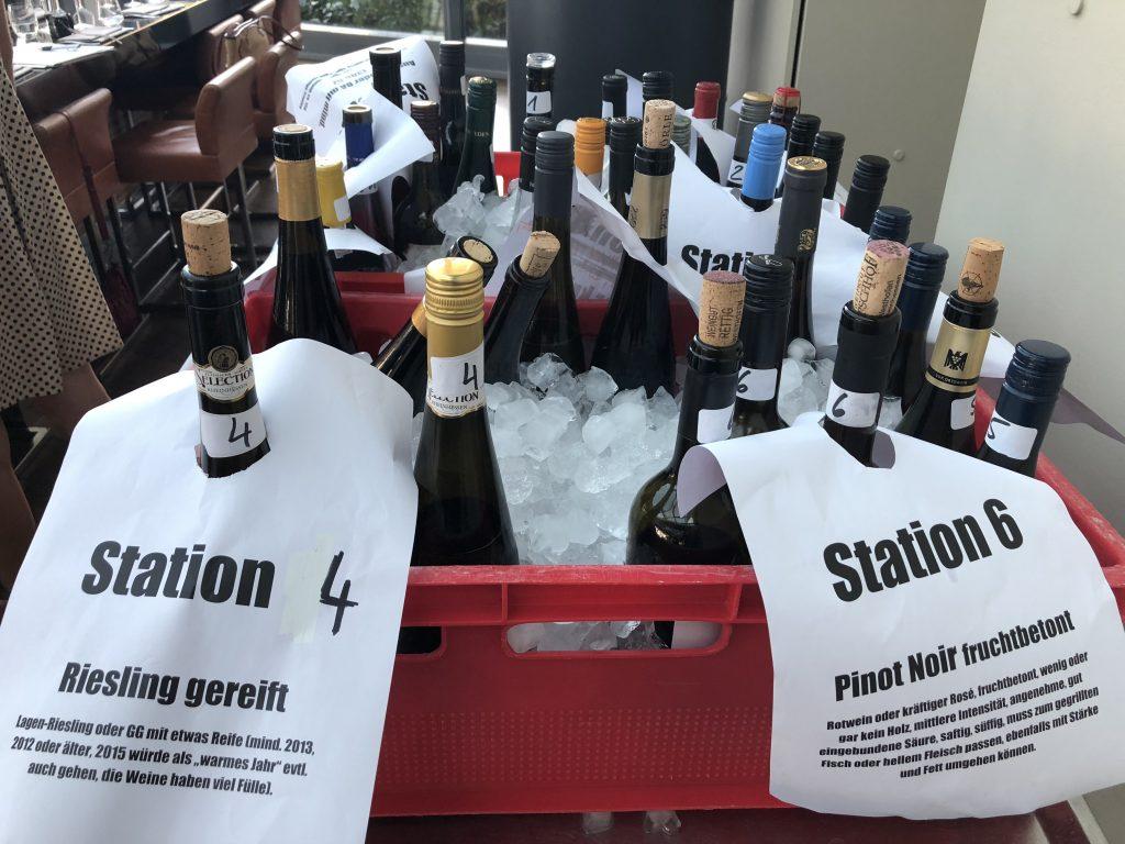Best of Mainz PreTasting Taste Tival 2018 Hyatt Regency Mainz