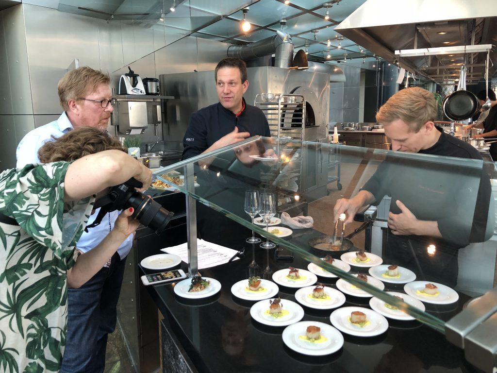 Pre-Tasting Taste Tival 2018 Hyatt Regency Best of Mainz